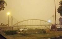 جلسه اضطراری مجلس برای آلودگی هوای اهواز