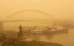 آلودگی هوای اهواز به بالاترین میزان رسیده است