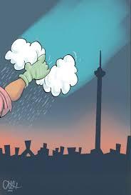 نمی توان قول صد در صدی برای کاهش آلودگی هوای تهران داد