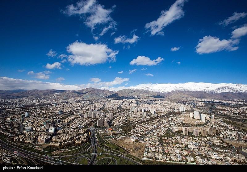کیفیت هوای تهران در فروردین سال 98 طی 10 سال گذشته بی سابقه بود