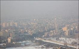 هوای تهران امروز ناسالم است/ گروههای حساس بیرون نروند