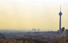 پیامد گرد و خاک شدید دیشب؛ هوای تهران امروز هم غبارآلود و در آستانه اضطرار