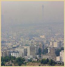 آلاینده های هوا