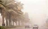 وقوع گرد  و غبار طی 13 سال 15 برابر افزایش یافته است