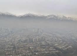 هوای همدان در وضعیت هشدار