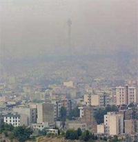 پایتخت نشینان هشدار: شاخص کیفیت هوا همچنان در شرایط ناسالم